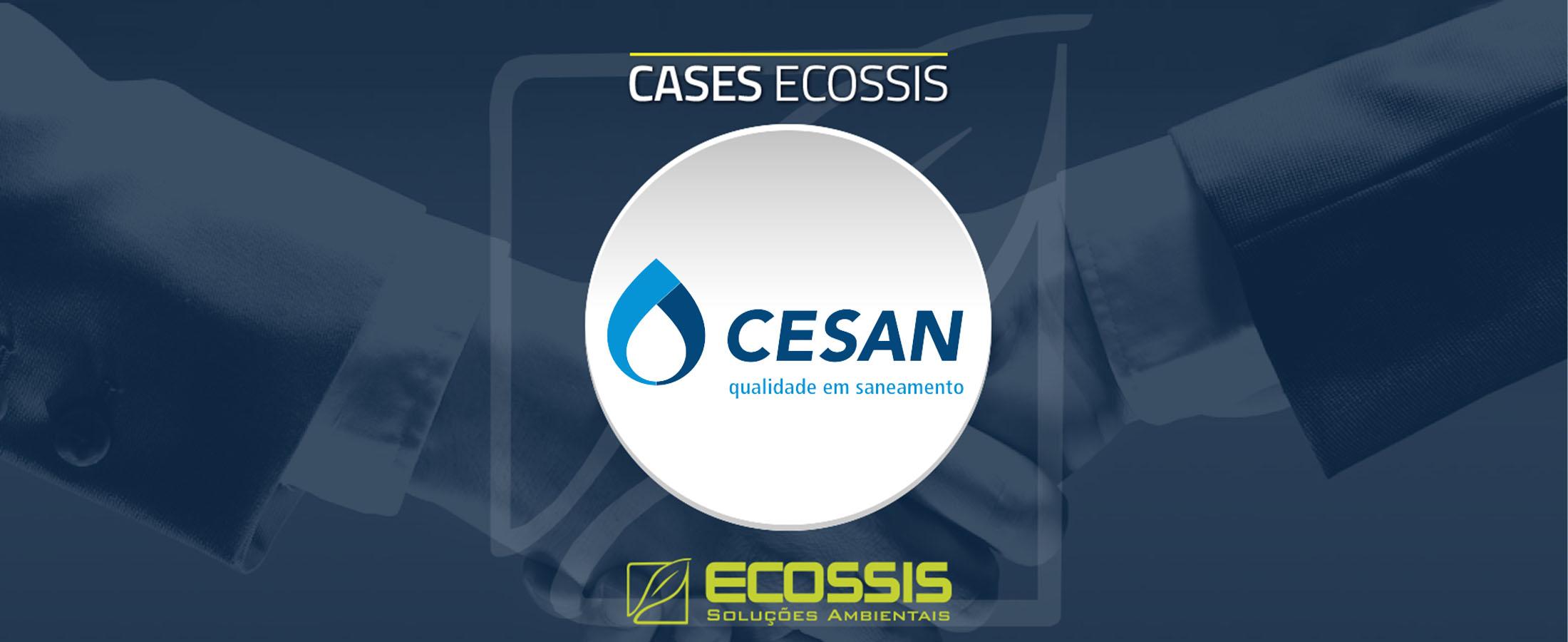 Elaboração de Estudos Ambientais para a CESAN