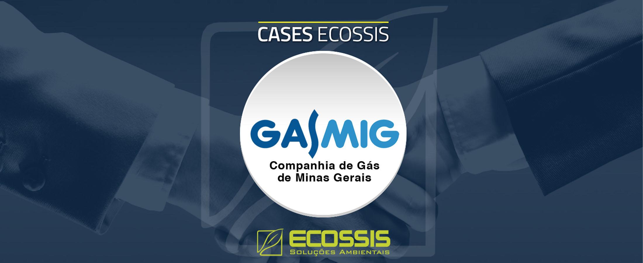 Elaboração de Estudos Ambientais para a GASMIG
