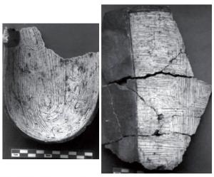 vasilha de ceramica tupiguari