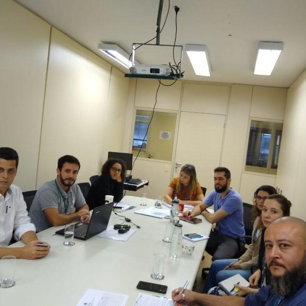 Reunião com IBAMA em Brasília/DF para apresentação do PACUERA da UHE Luiz Carlos Barreto.