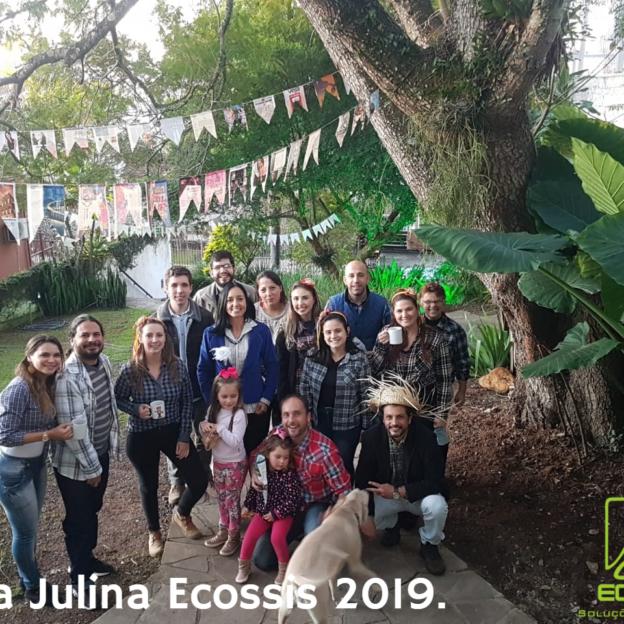 Festa Julina Ecossis 2019.